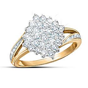 Diamond Delight Ring