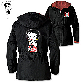 With Just A Wink Women's Jacket