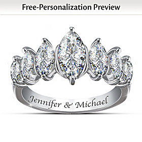 Endless Personalized Ring