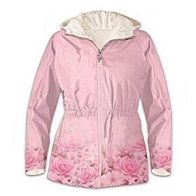 Blush Of Beauty Women's Jacket