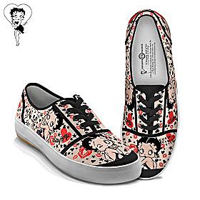 Betty Boop Women's Shoes