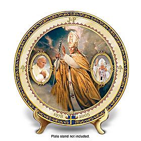 Saint John Paul II Collector Plate