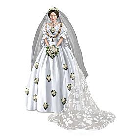 The Royal Wedding Of Queen Victoria Figurine