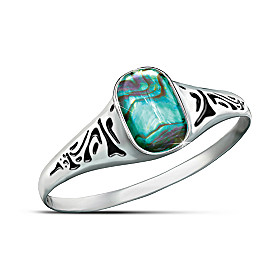 Treasures Of The Waves Ring