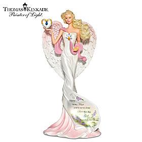 Thomas Kinkade Heartfelt Memories Figurine