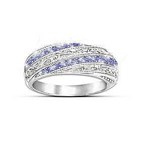 Tanzanite Elegance Ring