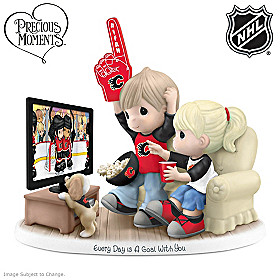Every Day Is A Goal With You Flames® Figurine