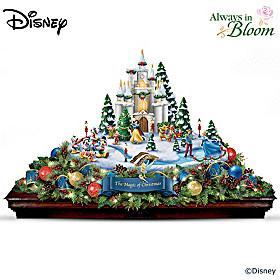 Disney Magic Of Christmas Table Centrepiece