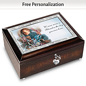 Loving Blessings Personalized Music Box