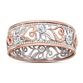 Forever In Love Diamond Ring