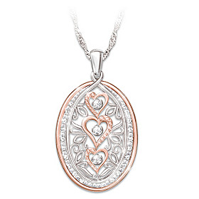 Forever In Love Pendant Necklace