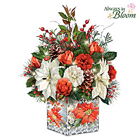 Holiday Treasures Table Centrepiece