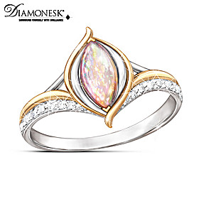 World On Fire Ring