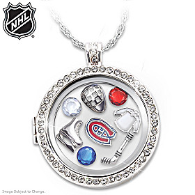 Montreal Canadiens® Ultimate Fan Pendant Necklace