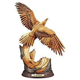 Rising Majesty Sculpture