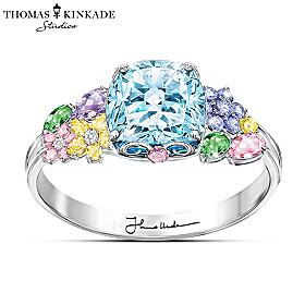 Thomas Kinkade Colours Of Inspiration Ring