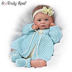 Sweetly Snuggled Sarah Baby Doll