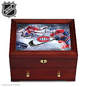 Montreal Canadiens® Keepsake Box
