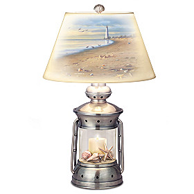 Coastal Treasures Lamp