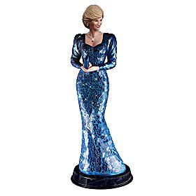 Princess Diana Beauty & Grace Sculpture
