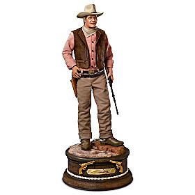 John Wayne Sculpture