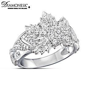 Maple Splendour Ring