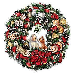 Merry Mischief Makers Wreath