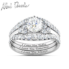 Alfred Durante I Love You Always Ring