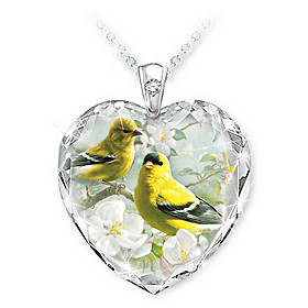 Gifts Of Nature Pendant Necklace Set