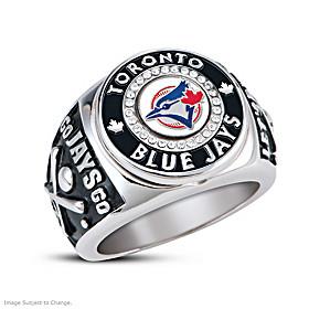 Toronto Blue Jays Hidden Ball Ring