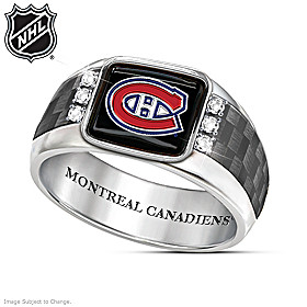 Montreal Canadiens® Ring