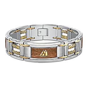 The Bluenose Men's Bracelet