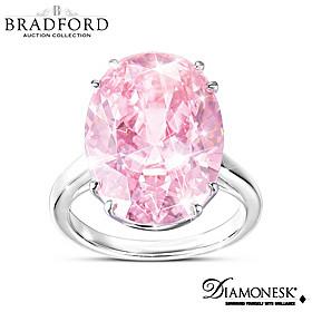 Majestic Pink Ring