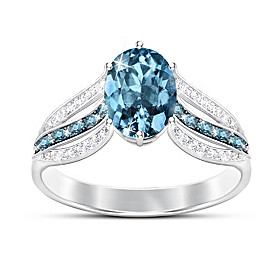 Twilight Lustre Ring