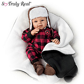 Happy Camper Baby Doll