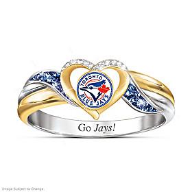 Toronto Blue Jays Pride Ring