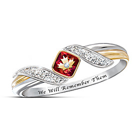 We Will Remember Them Ring