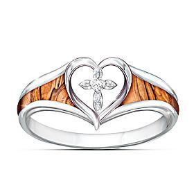 Lovingkindness Of God Ring