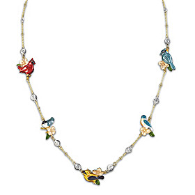Songbird Symphony Necklace