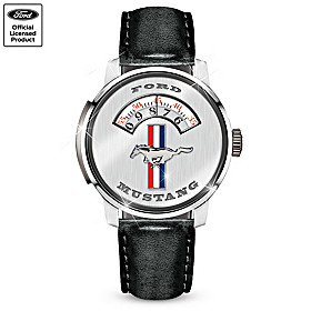 Ford Mustang Cruise-O-Matic Men's Watch