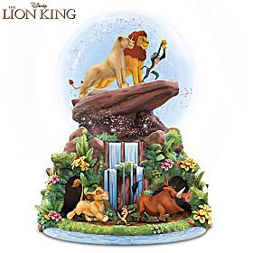 Disney The Lion King Glitter Globe