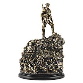 War Heroes Remembered Sculpture