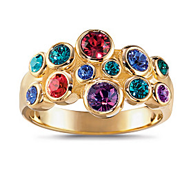 Jewels Of Canada Ring