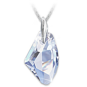 Facets Of A Woman Pendant Necklace