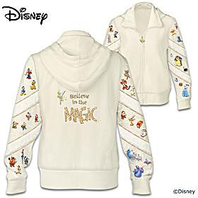 Disney Believe In The Magic Women's Hoodie
