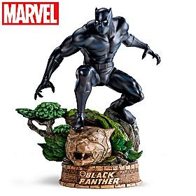 Black Panther Classic Edition Sculpture