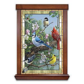 Window To Nature Wall Decor