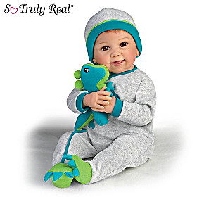 Ryan And Rex Baby Doll