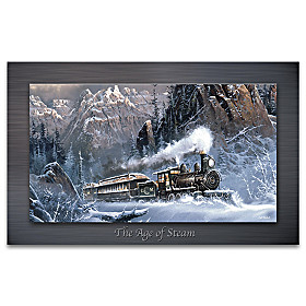 The Age Of Steam Wall Decor