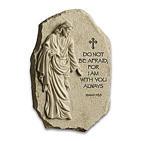 I Am With You Always Wall Decor